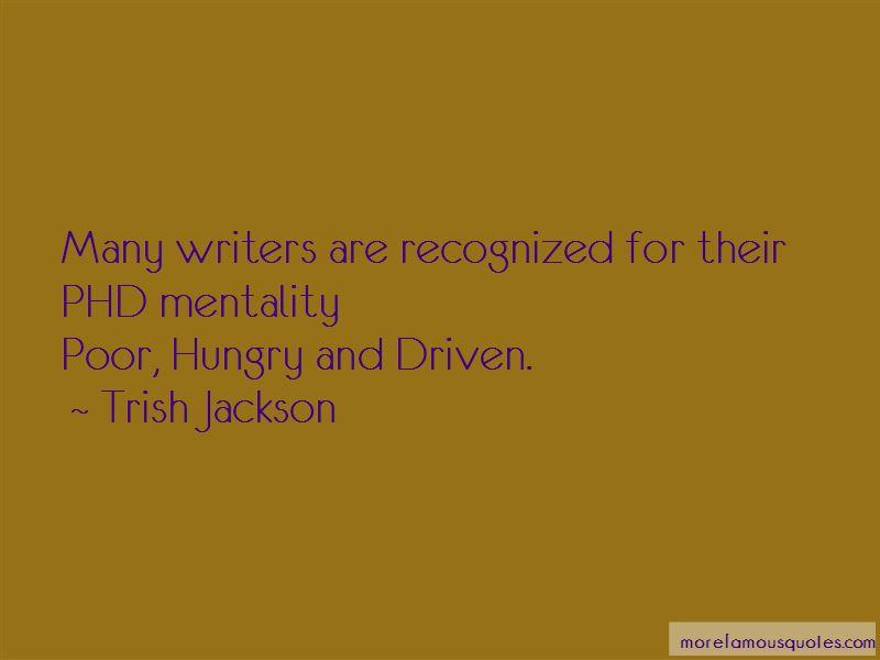 Trish Jackson Quotes Pictures 2