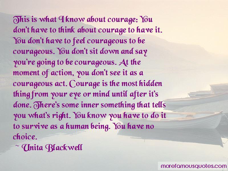 Unita Blackwell Quotes Pictures 3