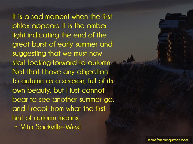 Vita Sackville-West Quotes