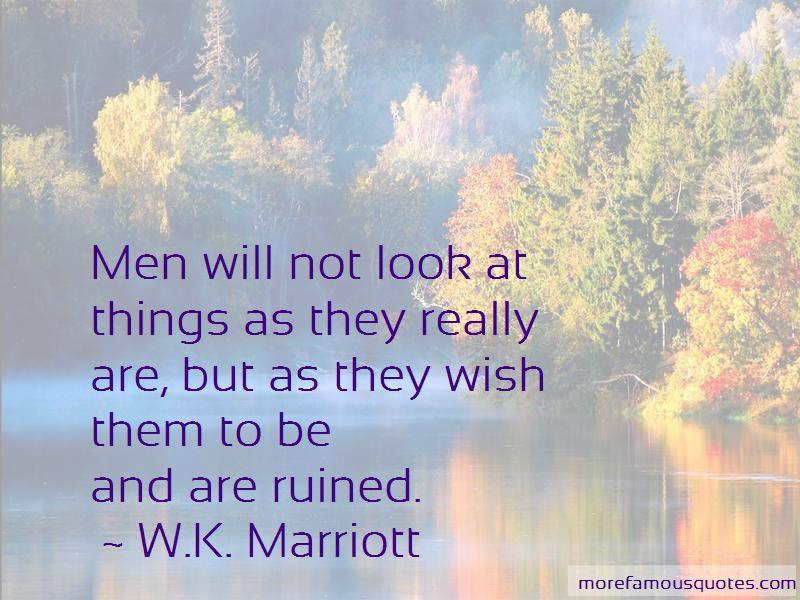 W.K. Marriott Quotes Pictures 2