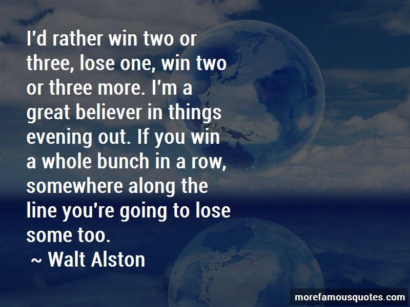 Walt Alston Quotes Pictures 2