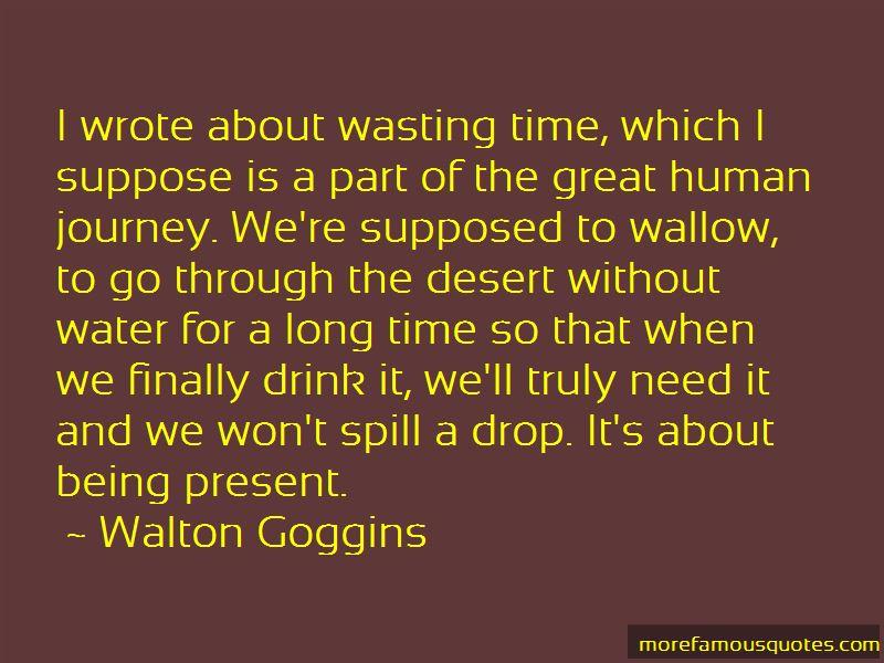 Walton Goggins Quotes