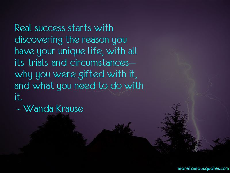 Wanda Krause Quotes Pictures 2