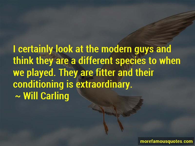 Will Carling Quotes Pictures 2