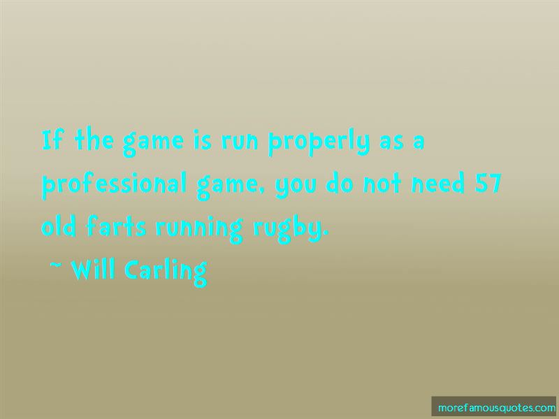 Will Carling Quotes Pictures 4