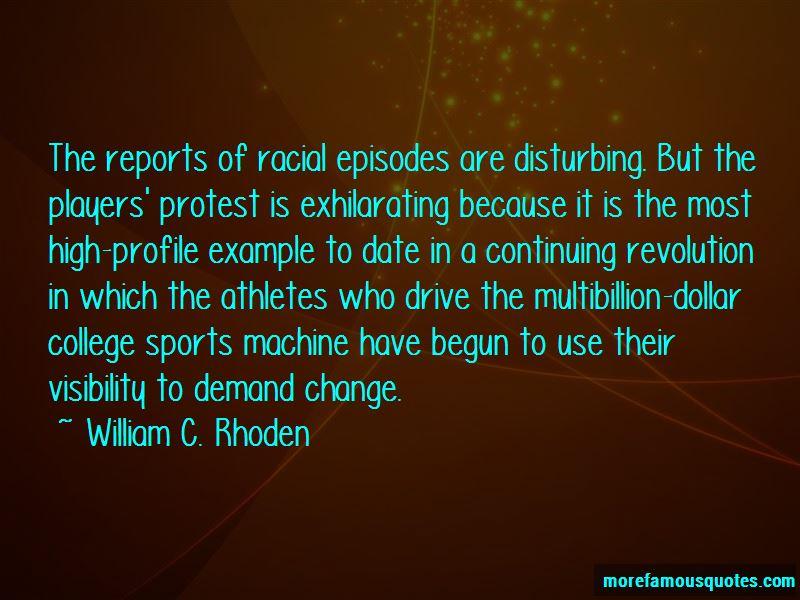 William C. Rhoden Quotes Pictures 3