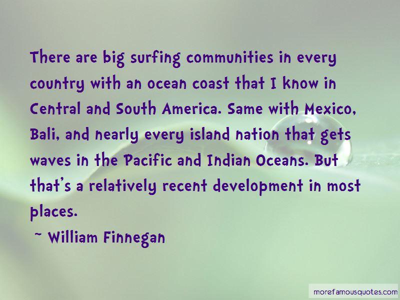 William Finnegan Quotes