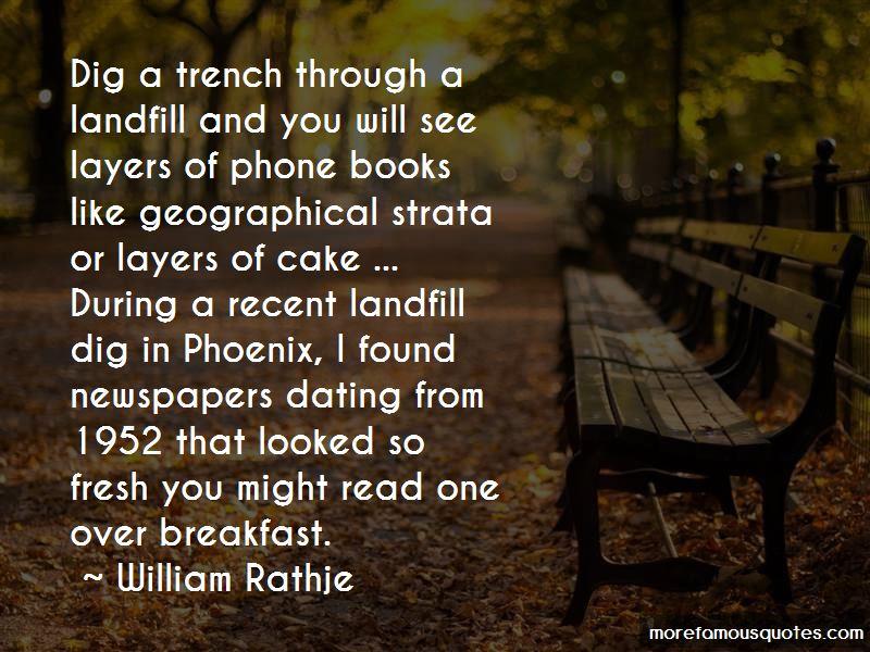 William Rathje Quotes Pictures 2