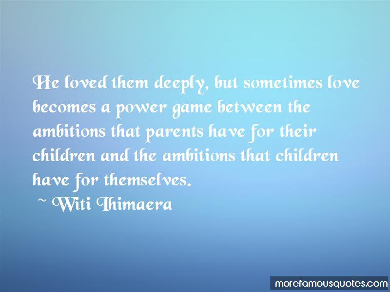 Witi Ihimaera Quotes Pictures 4
