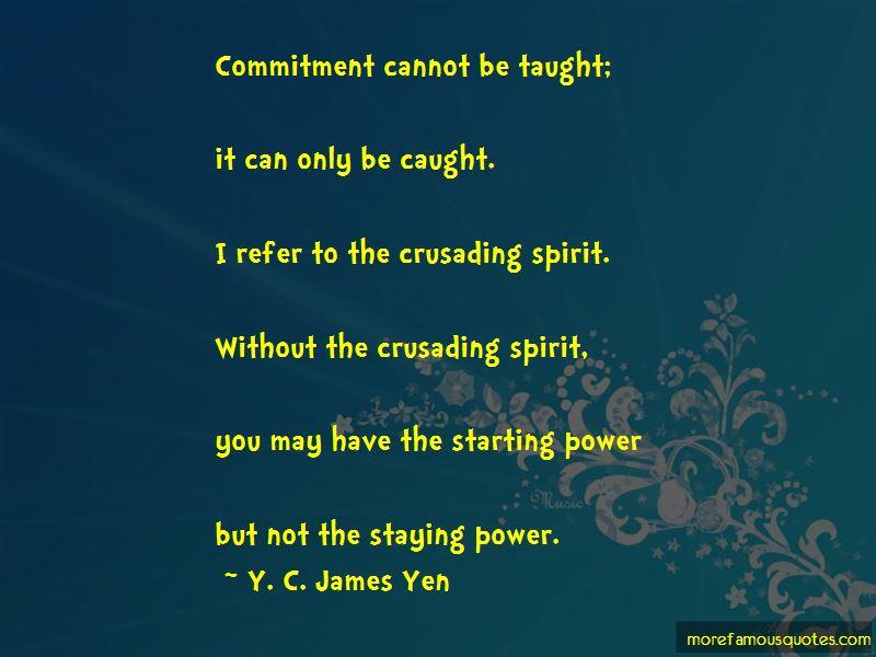 Y. C. James Yen Quotes Pictures 3