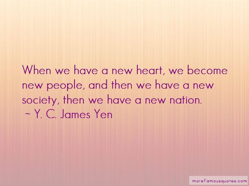Y. C. James Yen Quotes Pictures 4