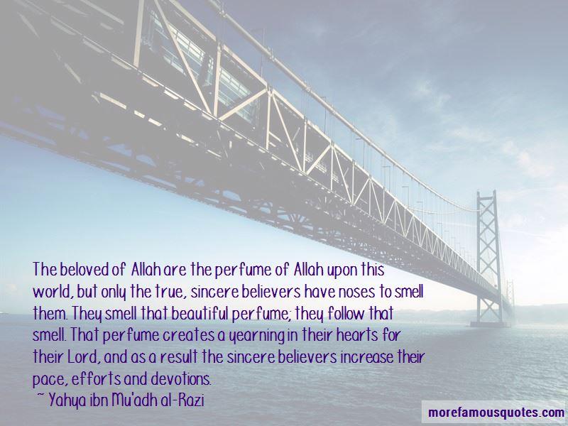Yahya Ibn Mu'adh Al-Razi Quotes Pictures 2
