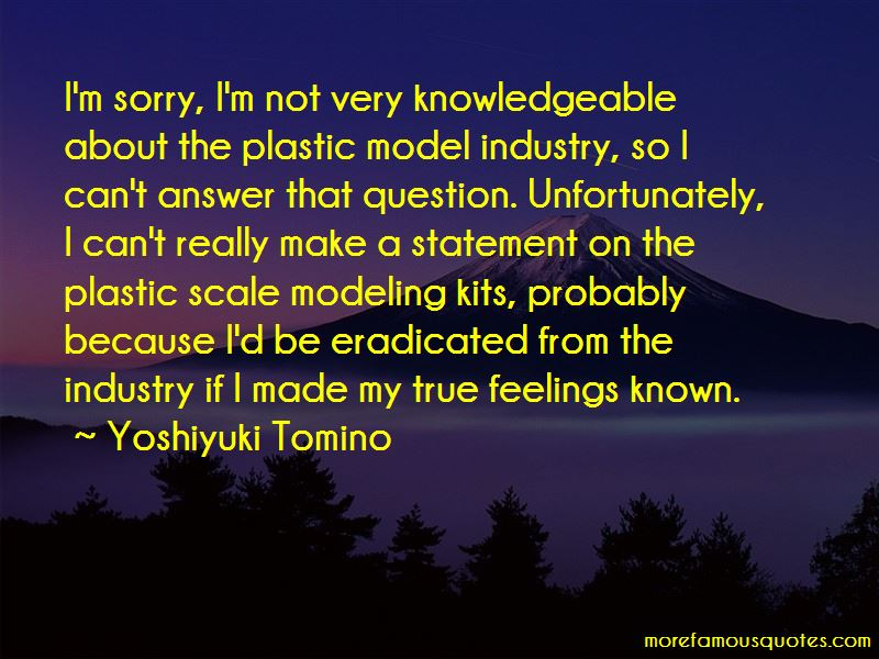 Yoshiyuki Tomino Quotes