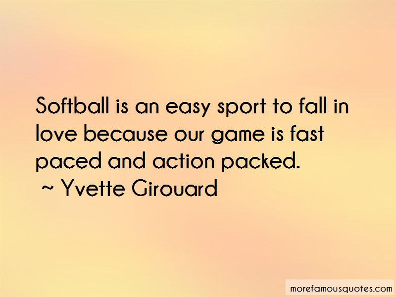 Yvette Girouard Quotes