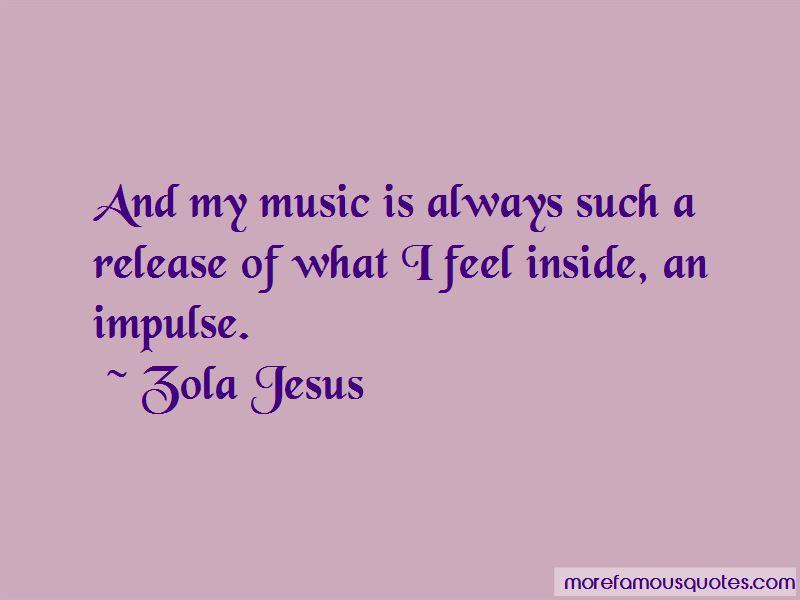 Zola Jesus Quotes Pictures 2
