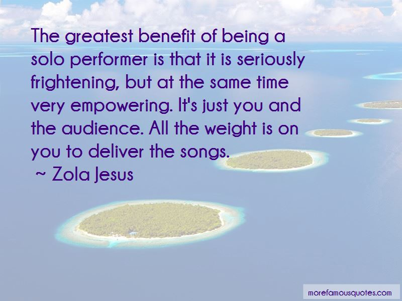 Zola Jesus Quotes Pictures 3