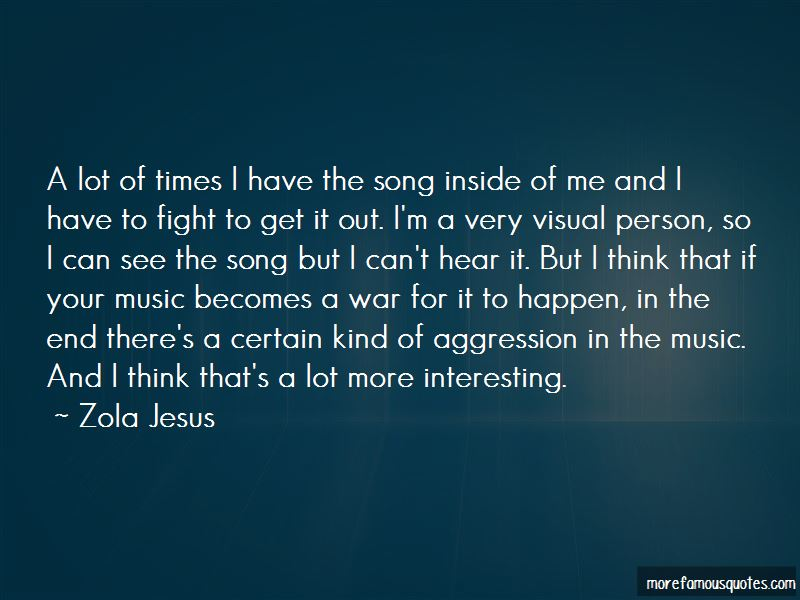 Zola Jesus Quotes Pictures 4