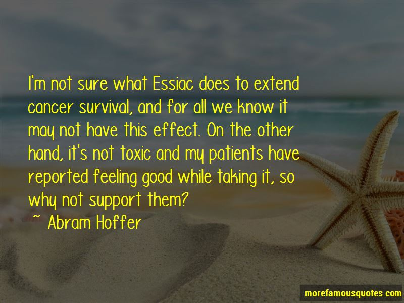 Abram Hoffer Quotes Pictures 3