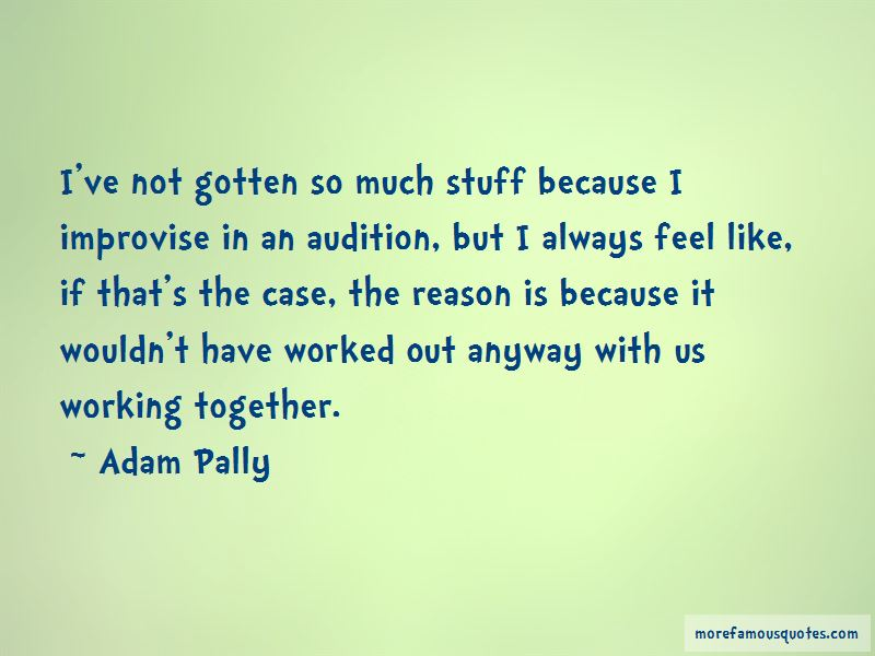 Adam Pally Quotes Pictures 2