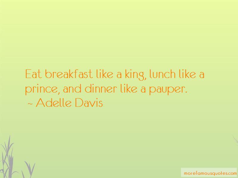 Adelle Davis Quotes Pictures 2