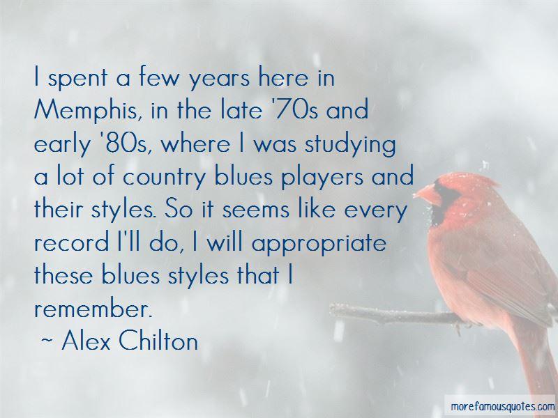 Alex Chilton Quotes Pictures 2
