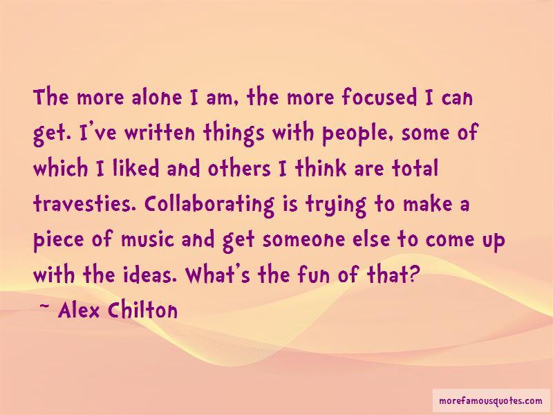 Alex Chilton Quotes