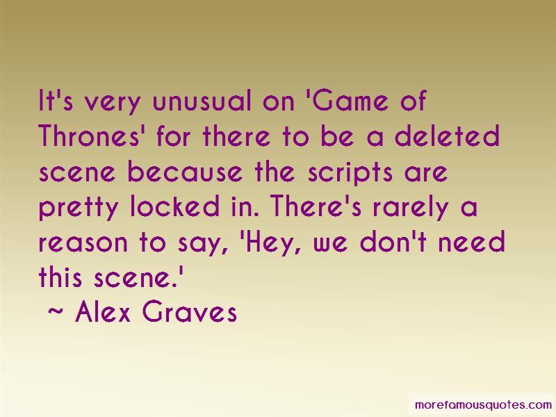 Alex Graves Quotes Pictures 2