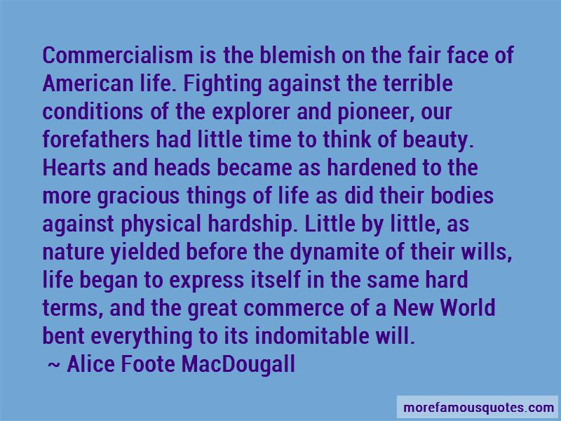 Alice Foote MacDougall Quotes Pictures 4