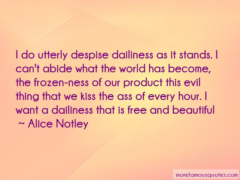 Alice Notley Quotes Pictures 2