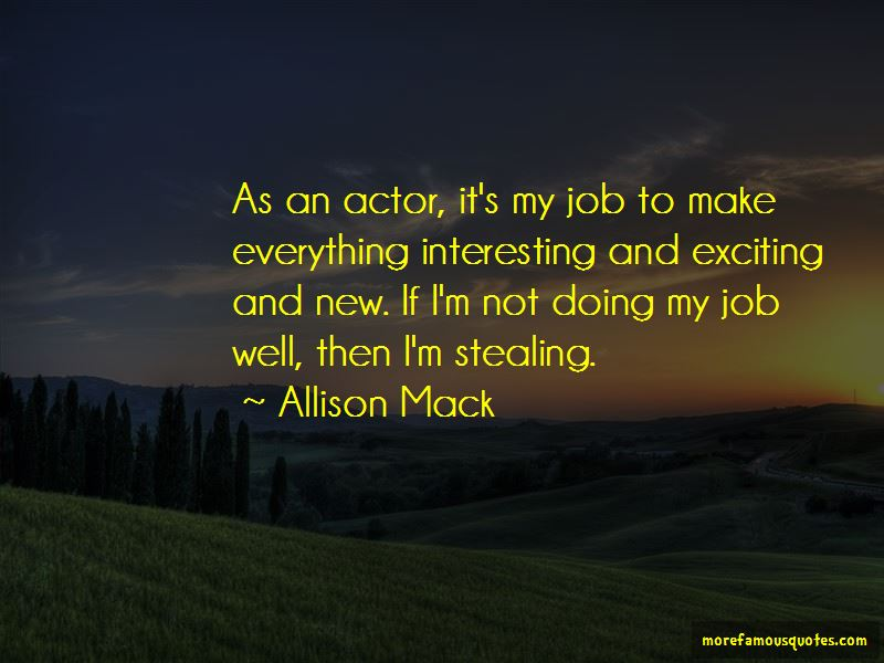 Allison Mack Quotes Pictures 2