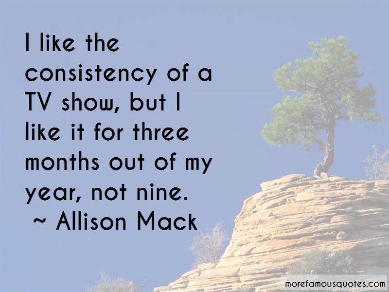 Allison Mack Quotes