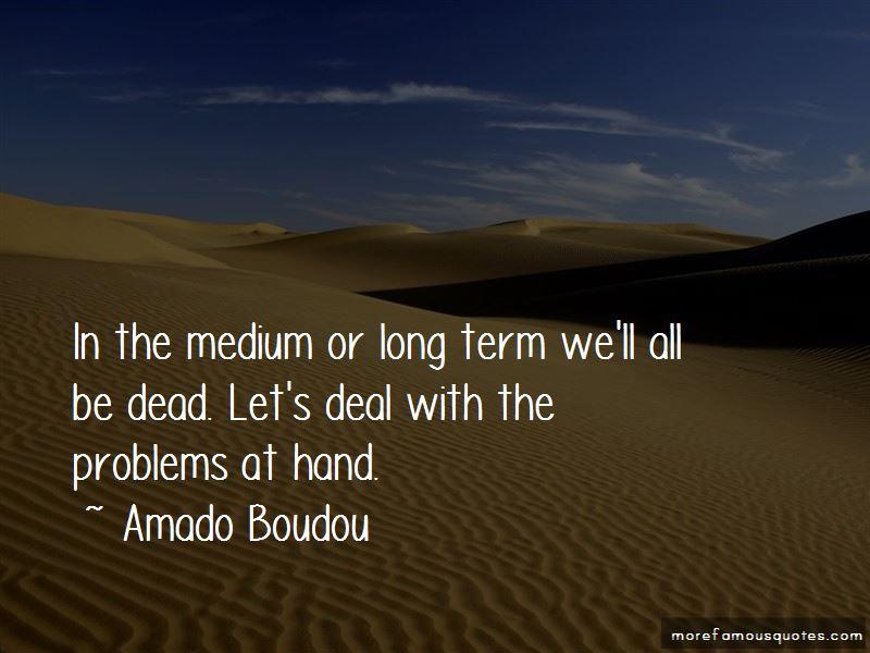 Amado Boudou Quotes