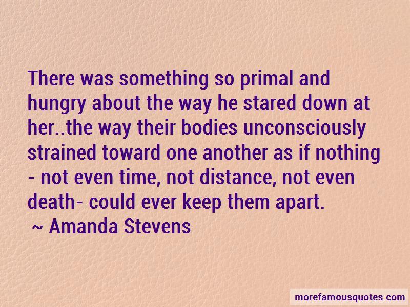 Amanda Stevens Quotes Pictures 4