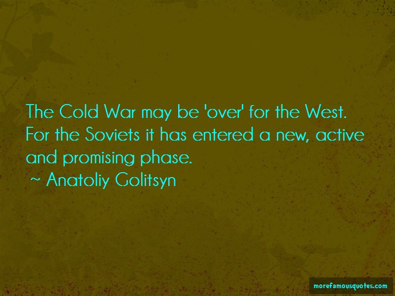 Anatoliy Golitsyn Quotes Pictures 2
