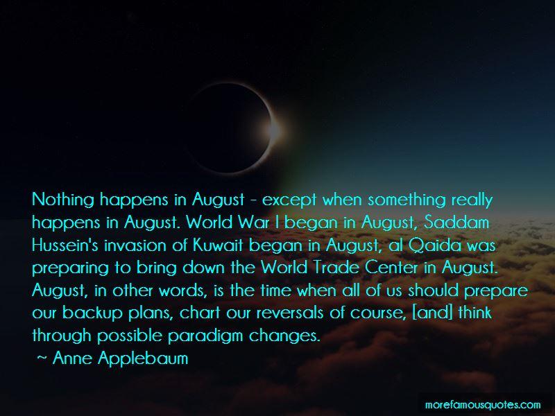 Anne Applebaum Quotes