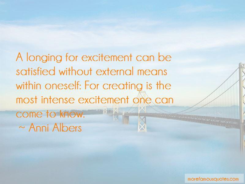 Anni Albers Quotes