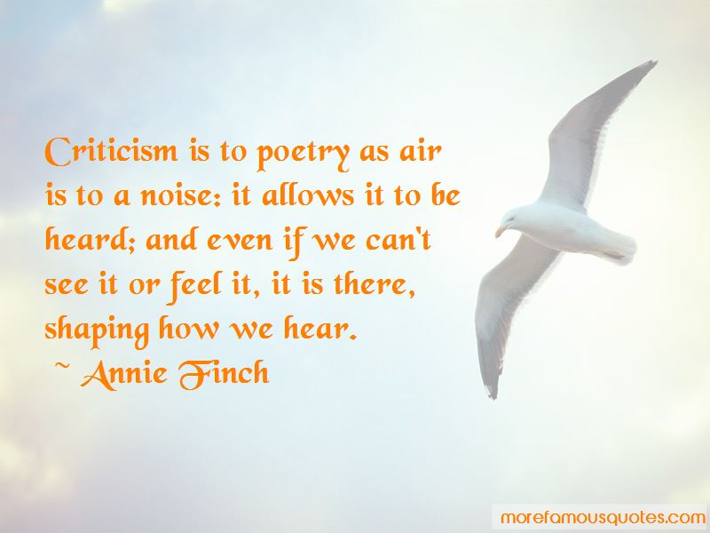 Annie Finch Quotes Pictures 4