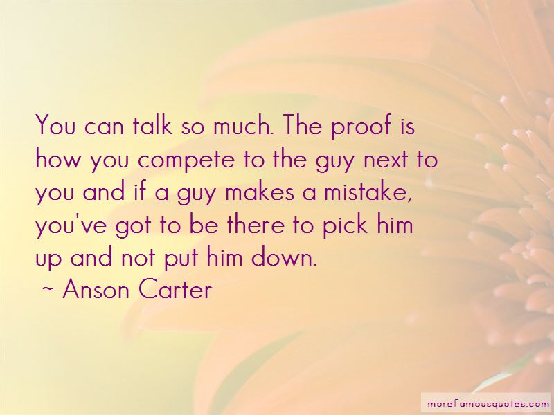 Anson Carter Quotes Pictures 2