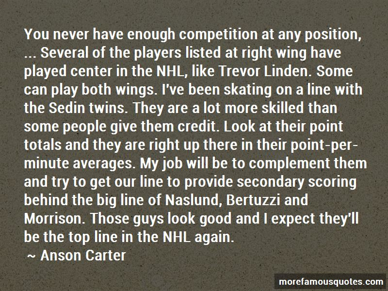 Anson Carter Quotes Pictures 3
