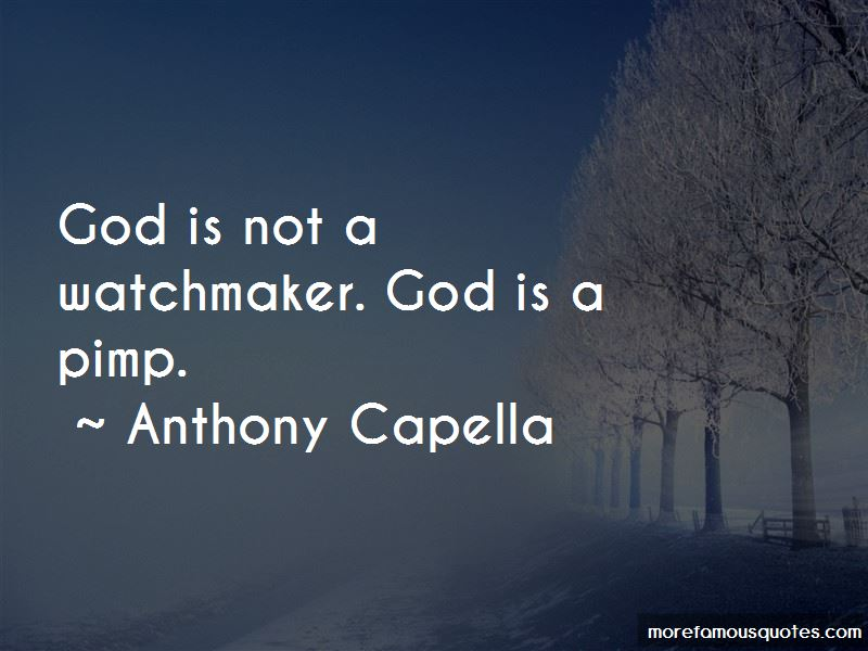 Anthony Capella Quotes Pictures 2