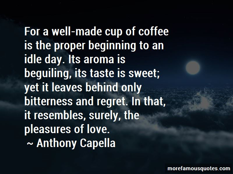 Anthony Capella Quotes Pictures 3