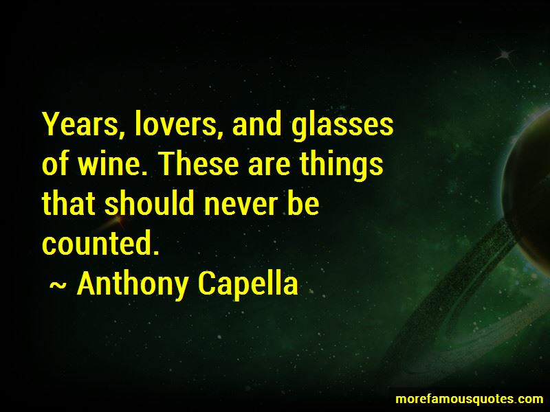 Anthony Capella Quotes Pictures 4
