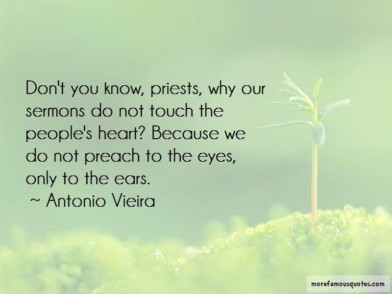 Antonio Vieira Quotes
