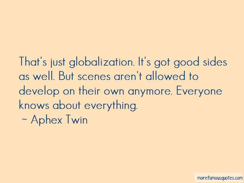 Aphex Twin Quotes Pictures 4