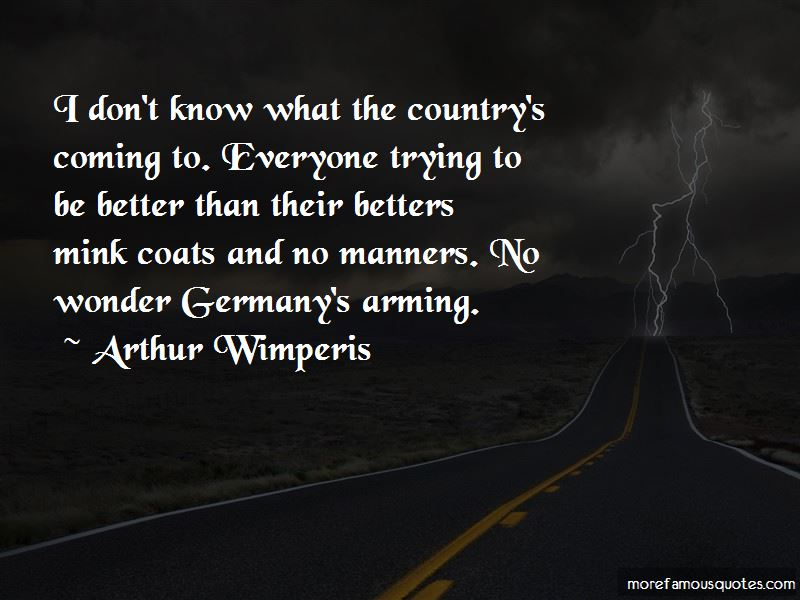 Arthur Wimperis Quotes Pictures 3
