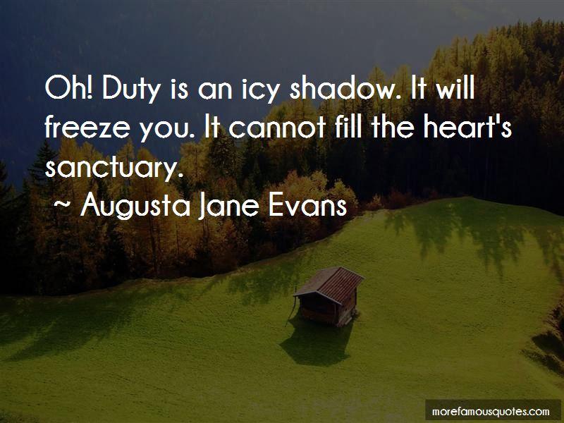 Augusta Jane Evans Quotes
