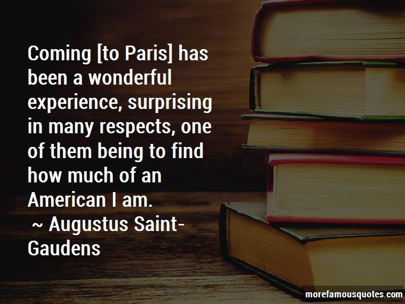 Augustus Saint-Gaudens Quotes Pictures 3
