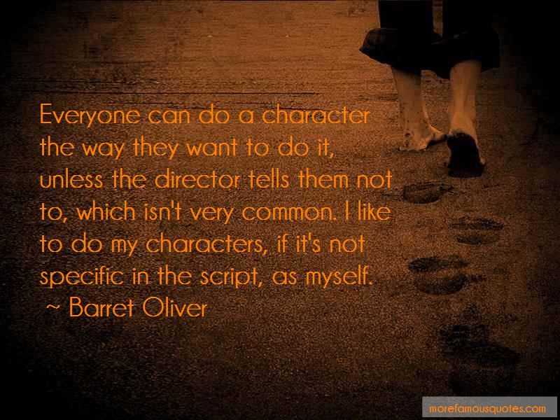 Barret Oliver Quotes Pictures 2