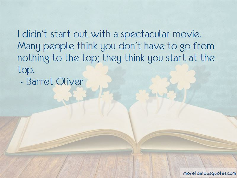 Barret Oliver Quotes Pictures 3