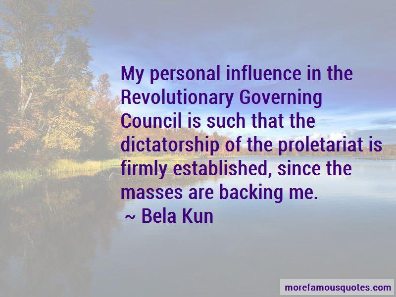 Bela Kun Quotes